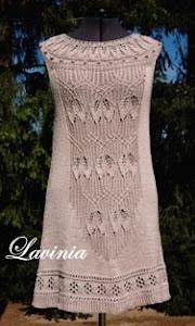 Lavinia-Sommerstrickprojekt