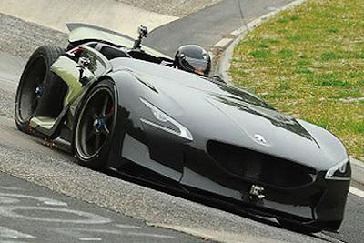 Beautiful Super Sport Car