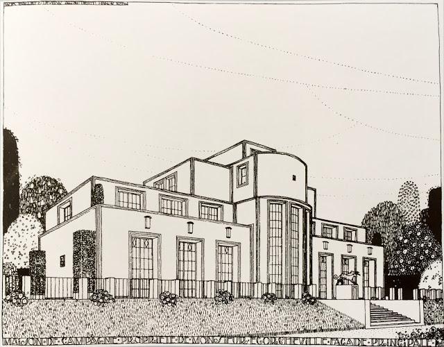 Maison de campagne 1914 (Projet)