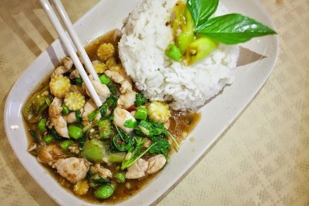 тайские блюда из курицы