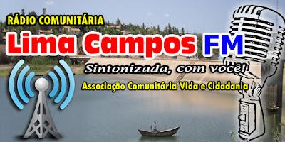 RÁDIO COMUNITÁRIA LIMA CAMPOS FM
