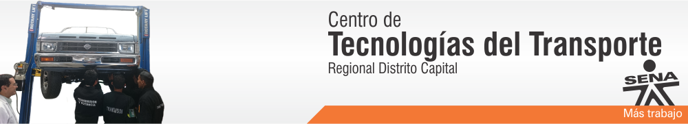 Centro de Tecnologias del Transporte - SENA Regional Distritio Capital