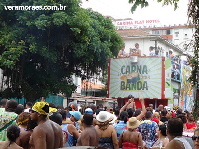 Banda Caia na Real 2013