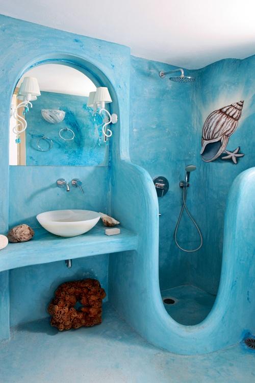 Ocean Themed Bathroom Decor.Beach Themed Bathroom Decorating Ideas Bathroom Decorating