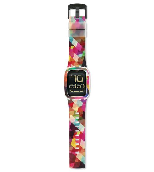 Trouble Effect Swatch Watch
