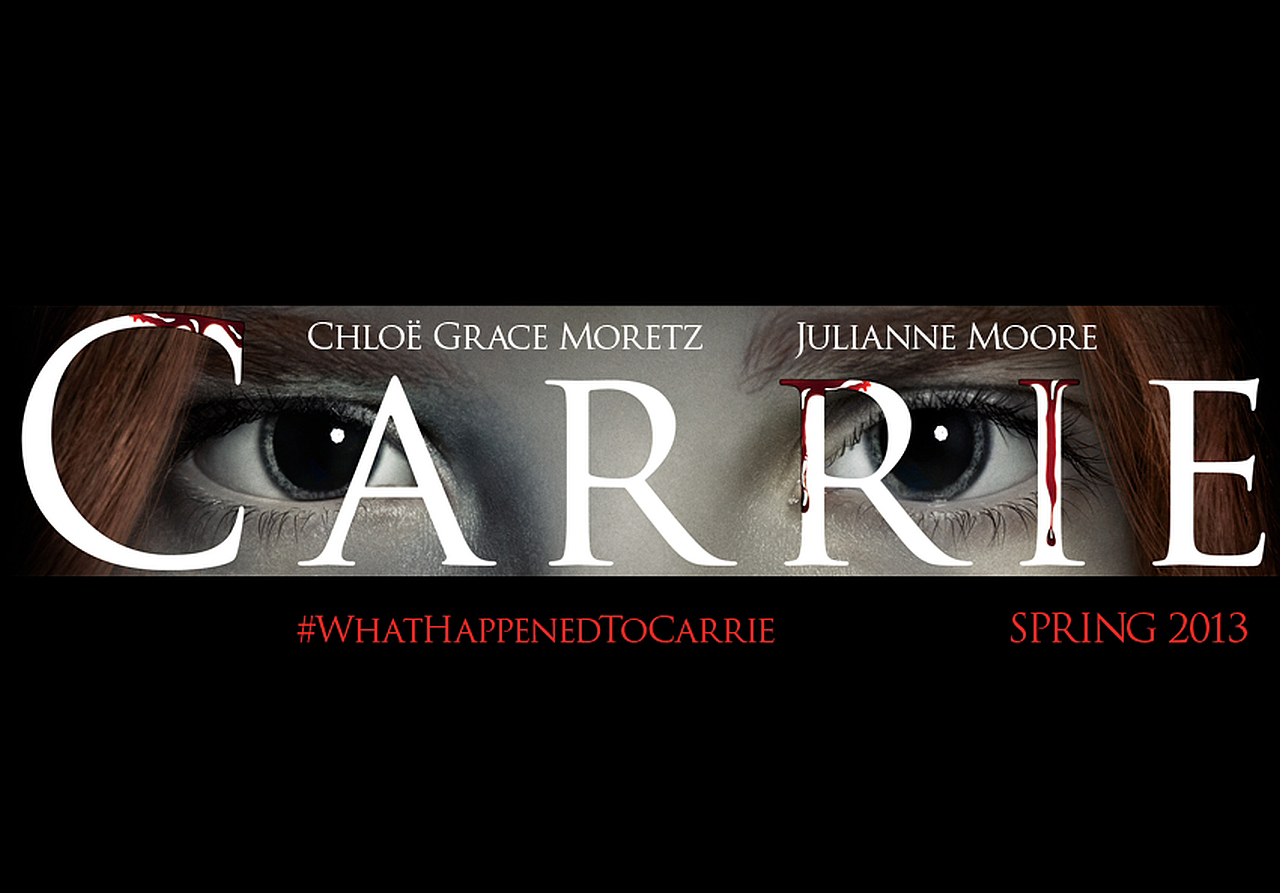 Carrie: First Theatrical Trailer - Undead Monday