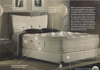 Detalhes do colchão Collection Dream Herval