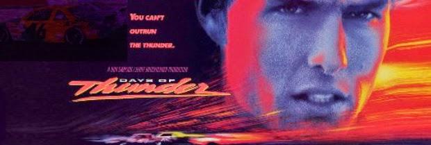 Pocket Hobby - www.pockethobby.com - #HobbyStudio - Days of Thunder - Dias de Trovão - Tom Cruise - e muito mais