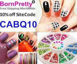 Скидка 10% в Born Pretty Store по коду CABQ10