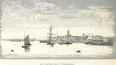 Image taken from page 500 of 'Le Monde pittoresque et monumental. L'Angleterre, l'Écosse et l'Irlande ... Cartes en couleur et ... gravures'