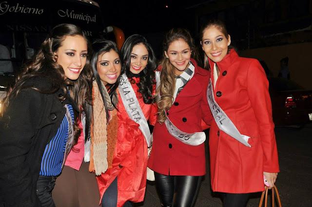 MISS UNIVERSE BOLIVIA 2014 - CLAUDIA TAVEL