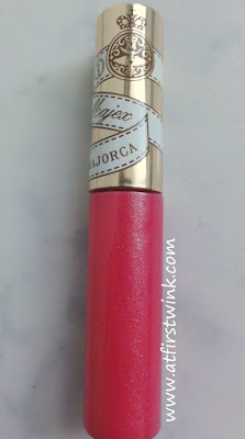 Majolica Majorca Rouge Majex PK338 lipgloss container