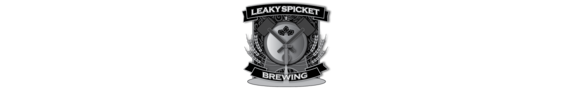 Leaky Spicket Brewing Blog