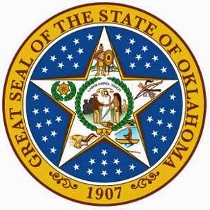 http://www.statesymbolsusa.org/Oklahoma/stateSEAL.html