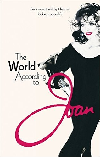THE WORLD ACCORDING TO JOAN FOR INTERNATIONAL DELIVERY FROM AMAZON.CO.UK