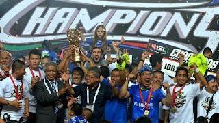 Persib Bandung Akan Berlaga Di Liga Champions Asia 2015