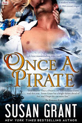 once a pirate, susan grant, book review