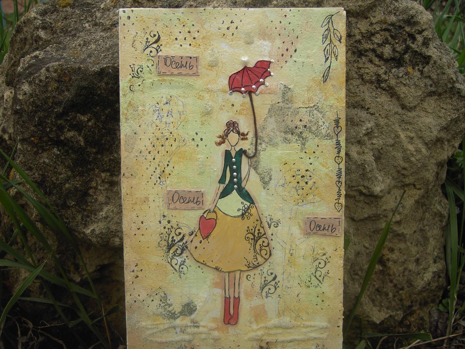 Картинка палитра с красками для детей