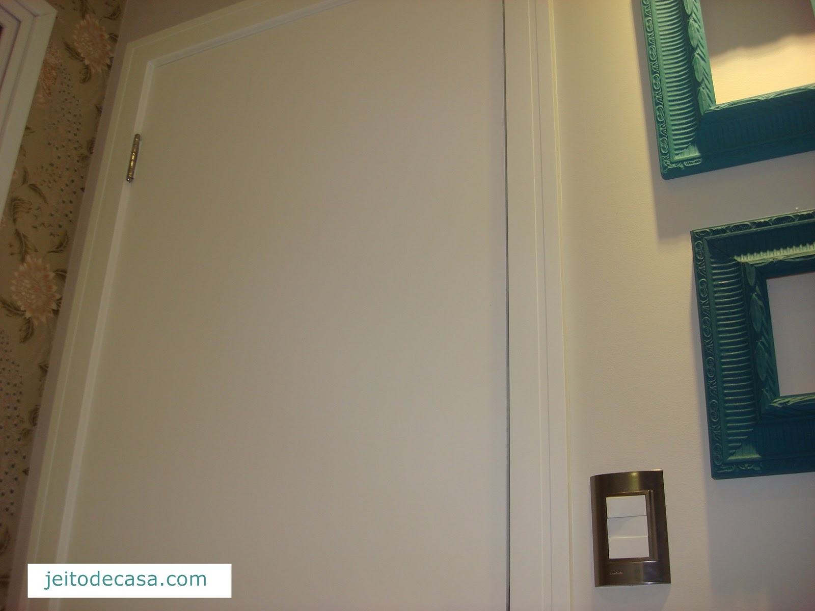 decoracao lavabo papel de parede : decoracao lavabo papel de parede:Lavabo decorado com papel de parede – Jeito de Casa – Blog de