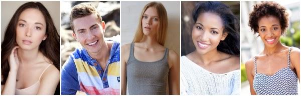 Cast Images talent - Line App