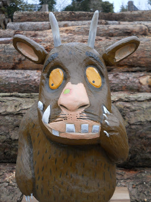 gruffalo sculpture