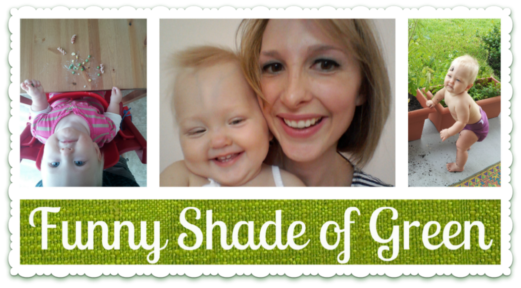 Funny Shade of Green: One Mom's Attempt at Raising a Green Family