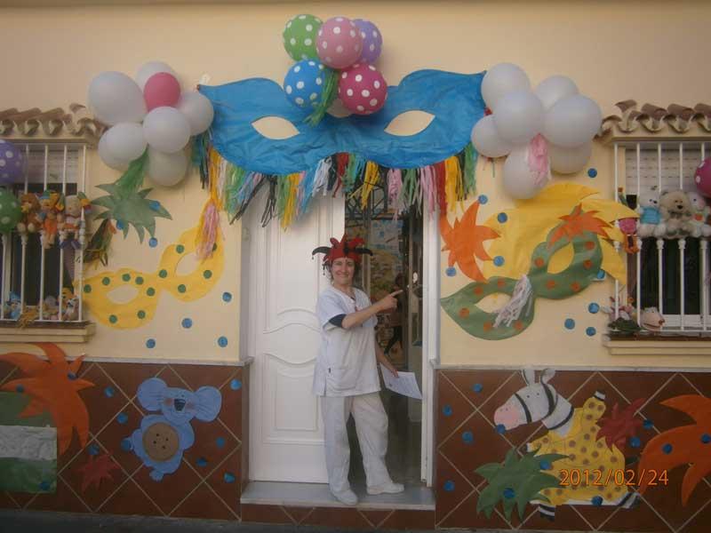 Decoraci n carnaval imagui for Decoracion para carnaval