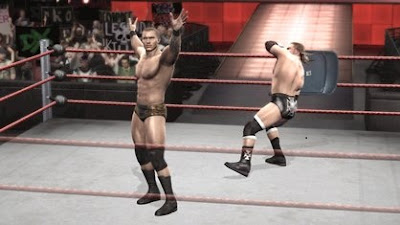 WWE Smackdown Vs Raw 2009 Game Download Full Version