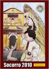 Cartel para la Hmdad. del Socorro 2010: