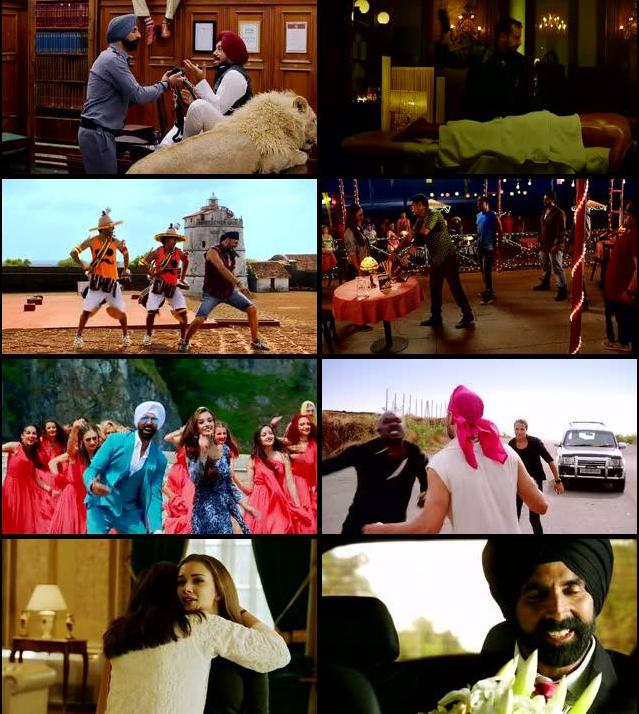 Singh Is Bliing 2015 Hindi 720p DVDRip