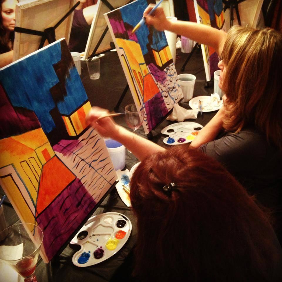 Paint Parties!