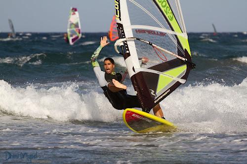 Josep Pons having fun
