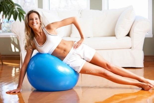 Karın Yağlarını Azaltan İlginç Egzersiz