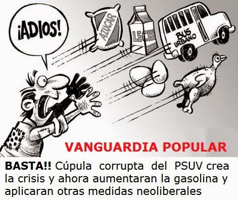 Maduro y su medidas neoliberales