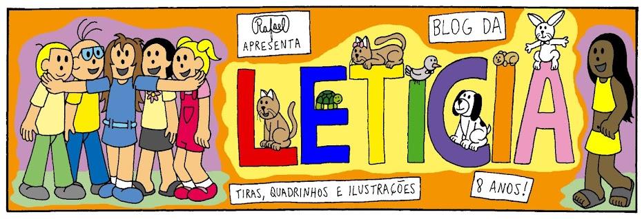 Blog da Letícia