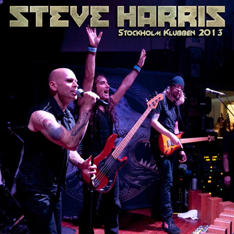 Ironsbootleg: [Off] Steve Harris - Stockholm Klubben 2013