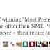 Lady Gaga alfineta a revista NME em seu Twitter