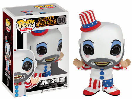 Funky Pop Funko Figures Preview Clowns