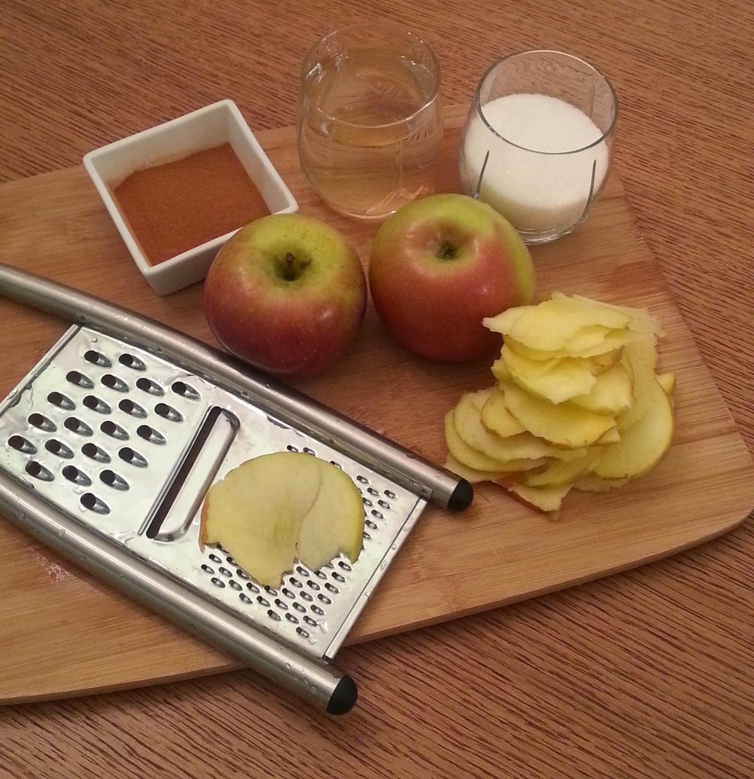 Fırında Elma Dilimleri