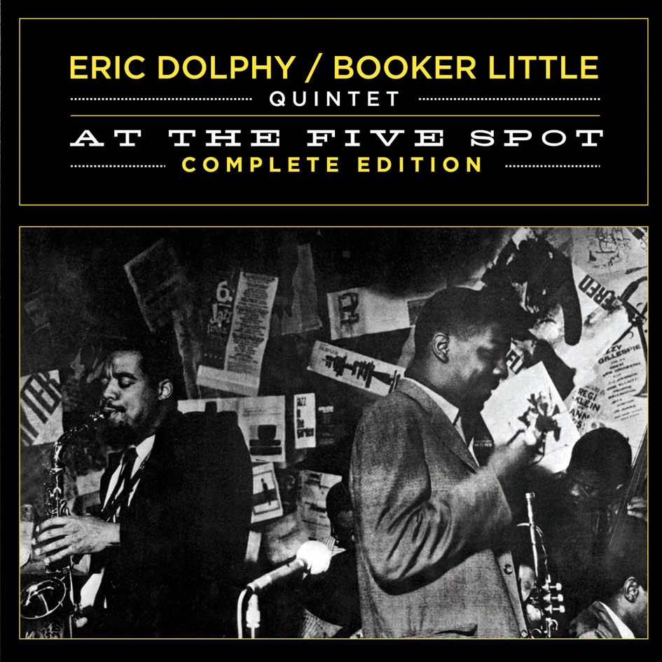 Eric Dolphy At The Five Spot Volume 1