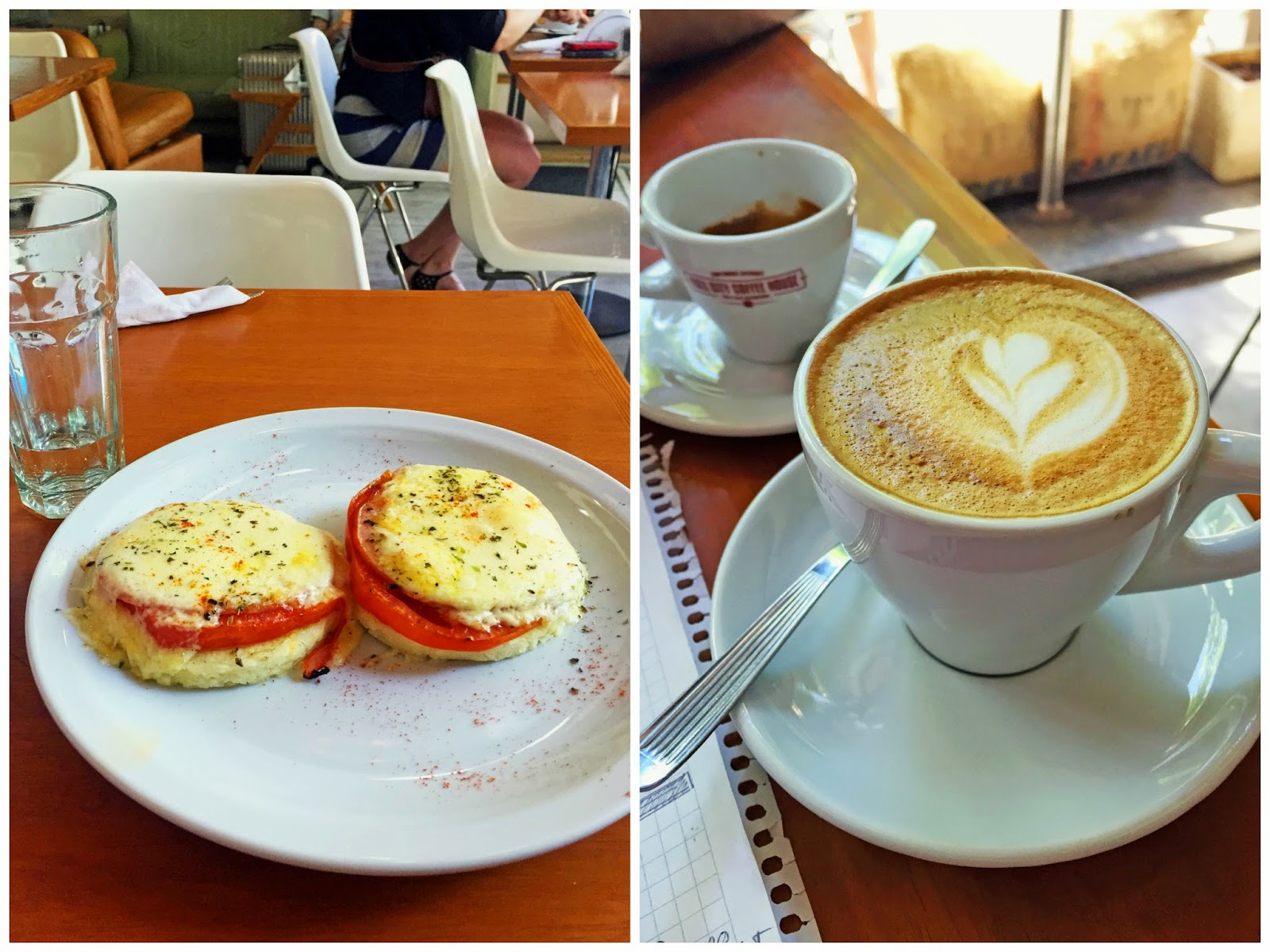 Full City Coffee House Buenos Aires café colombiano y arepas