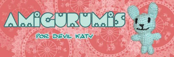 Amigurumis de Devil Katy