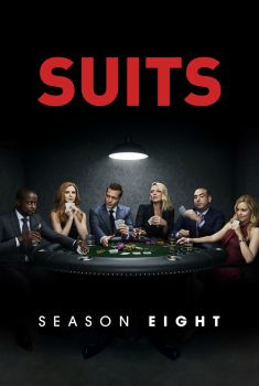 Suits 8ª Temporada Torrent - WEB-DL 720p Dual Áudio