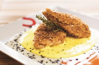 Receitas de Frango: frango ao molho de limão