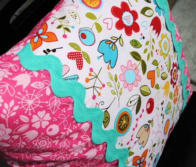 jumbo ric rac patterns