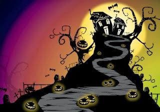 """Halloween Castle"" by bplanet from Freedigitalphotos.net"