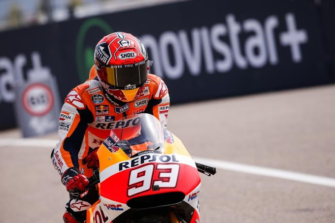 Kualifikasi MotoGP Aragon 2015 - Klub 1'46 Berpeluang Juara