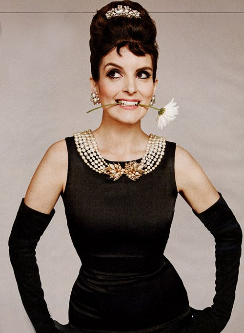 Tina Fey For Entertainment Weekly October 2012
