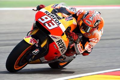 Hasil Lengkap Latihan Bebas 1 MotoGP Valencia, Spanyol 2015
