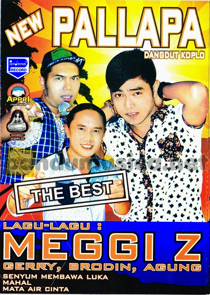 Album New Pallapa The Best Meggi Z 2014